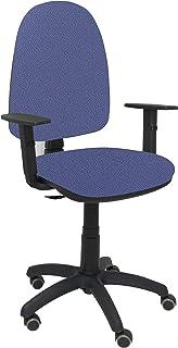PIQUERAS Y CRESPO 04cpbali261b24rp–Chaise de Bureau, Couleur Bleu Clair