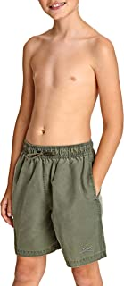 Zoggs Boy's Mosman Washed Swim Shorts, Swimming Trunks
