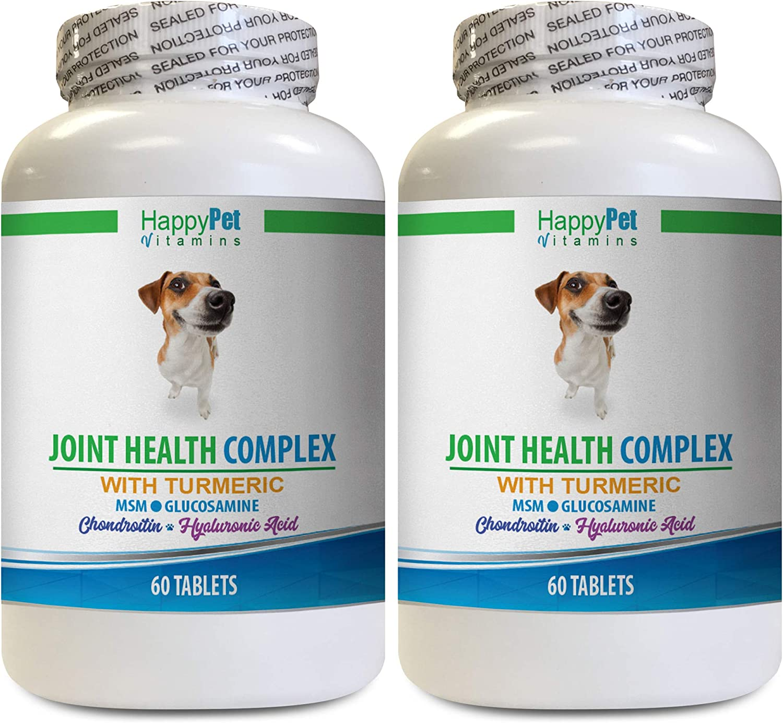 HAPPY PET VITAMINS LLC Dog Bone Care Health Joint with Complex - Max 87% OFF San Francisco Mall