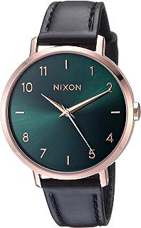 Women's Arrow Leather Analog Display Quartz Watch