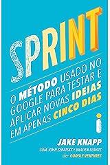 Sprint (Portuguese Edition) Kindle Edition