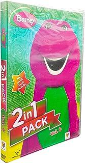 Barney 2 in 1 Pack | DVD | Arabic & English