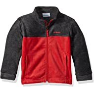 Columbia Youth Boys' Steens Mt II Fleece Jacket, Soft Fleece with Classic Fit