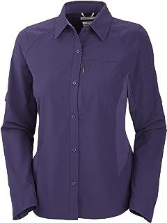 Columbia Women's Silver Ridge Long Sleeve Shirt (Extended Size)