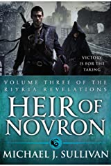 Heir of Novron (Riyria Revelations box set Book 3) Kindle Edition