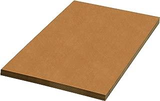 Aviditi SP4072 Single-Wall Corrugated Sheet, 72