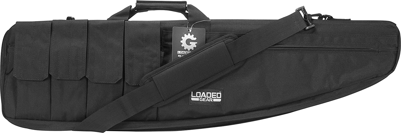 Barska Loaded Gear RX100 36  Tactical Rifle Bag Black