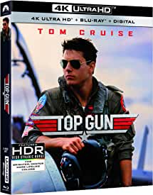TOP GUN - Remastered on 4K Ultra HD Digital May 13th (Top Gun Day) and 4K Ultra HD Blu-ray May 19th from Paramount