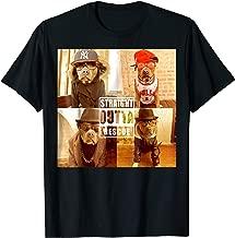 Pitbull Love Straight Outta Rescue Funny Pit Bull T-Shirt