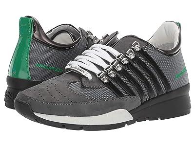 DSQUARED2 251 Sneaker (Grey/Black 1) Men