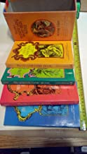 Favorite Andrew Lang Fairy Tale Books in Many Colors: Red, Green, Yellow and Blue Fairy Tale Books
