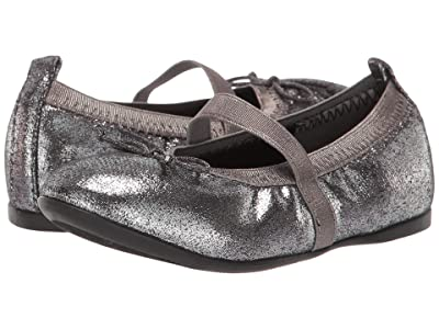 Nina Kids Esther-T (Toddler/Little Kid) (Pewter Shimmer) Girls Shoes