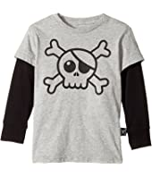 Nununu - Skull T-Shirt (Infant/Toddler/Little Kids)