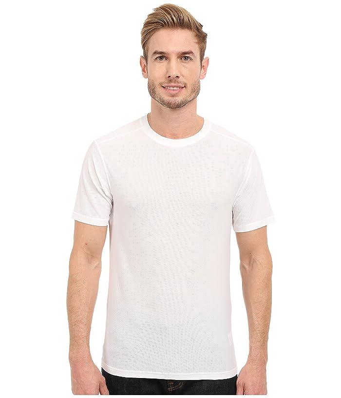ExOfficio Give-N-Go(r) Tee (White) Men