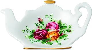 Royal Albert Old Country Roses Tip Tea bag rest, 4.7