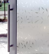 ARTSCAPE Etched Leaf Window Film 36