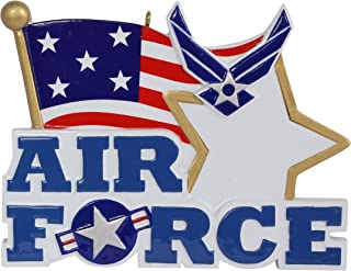 Best personalized air force ornament Reviews