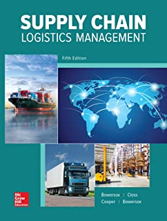 Loose Leaf for Supply Chain Logistics Management