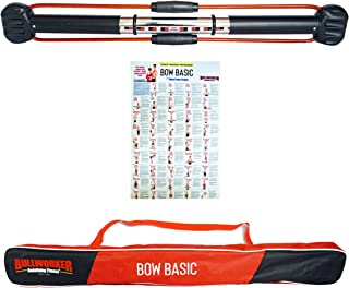 Bullworker Bow Basic: Introductory Isometric Strength Training Equipment for Total Body Fitness