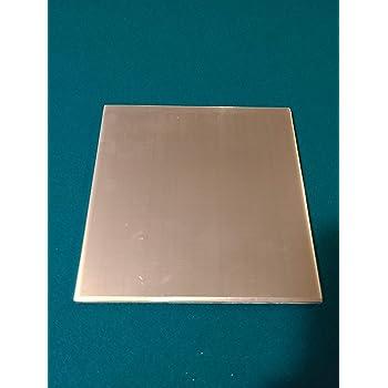 ".250 1//4/"" Mill Finish Aluminum Sheet Plate 5052 5/"" x 8/"""