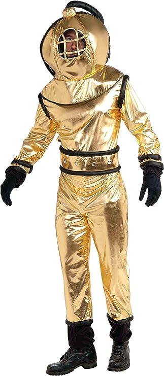 Forum Novelties Men's Deep Sea Diver Costume