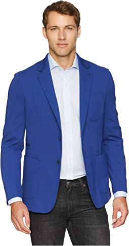 Polyester and Elastane Blazer