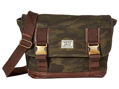 FRYE AND CO. Jackson Messenger (Camo) Messenger Bags