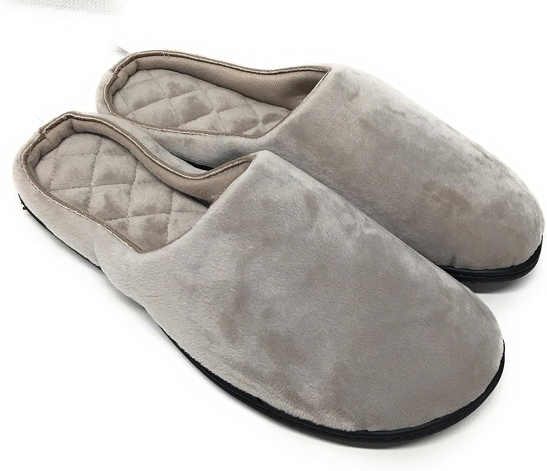 Dearfoams Women's Memoryfoam Sleet Slippers (SM 40471)