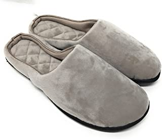 Dearfoams Women's Memoryfoam Sleet Slippers