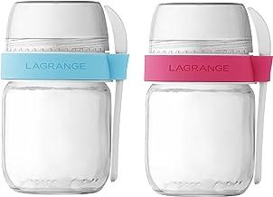 Lagrange 4404032tarros compartimentés