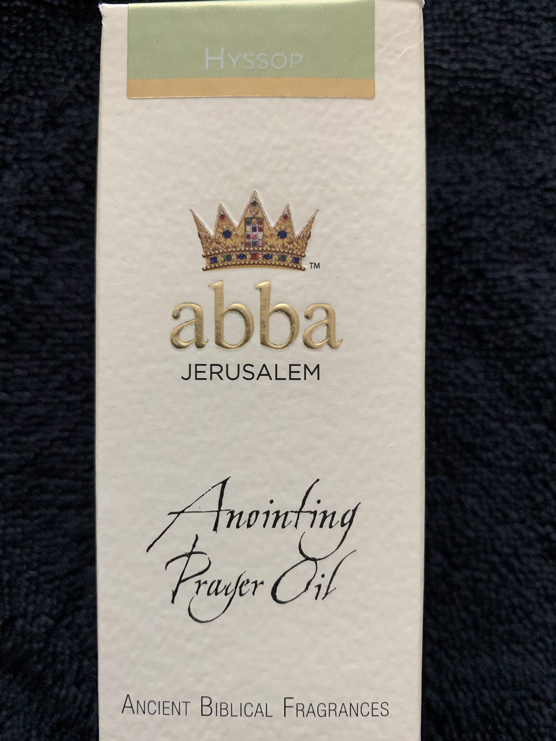 Anointing Oil-Hyssop -4 oz