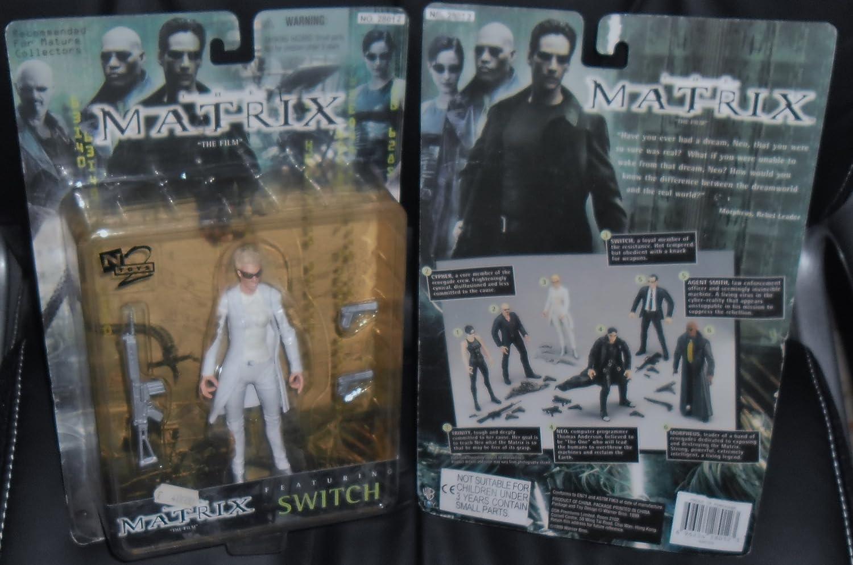 Matrix Switch Movie Figure by Warner Bros.