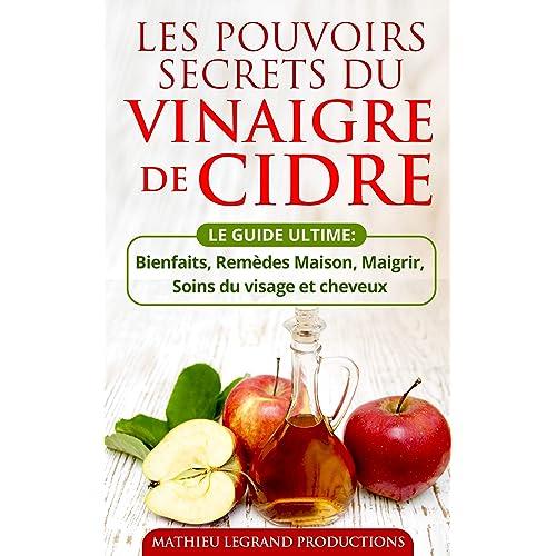 Vinaigre de cidre: Amazon.fr