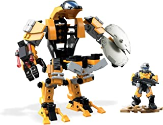 Mega Construx Halo Corporate Security Cyclops Action Figure