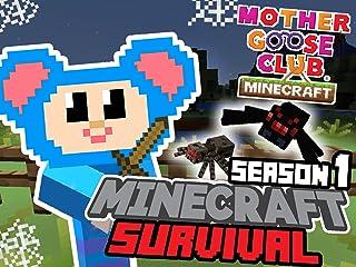 Clip: Mother Goose Club: Minecraft Survival