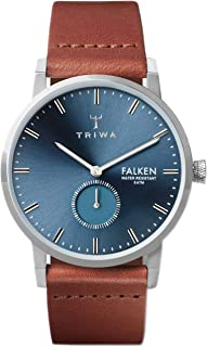 TRIWA Falken Men's Minimalist Dress Watch – Luxury Wrist...