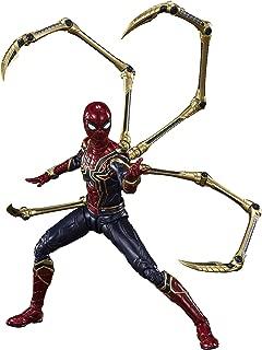 Best iron spider sh figuarts Reviews