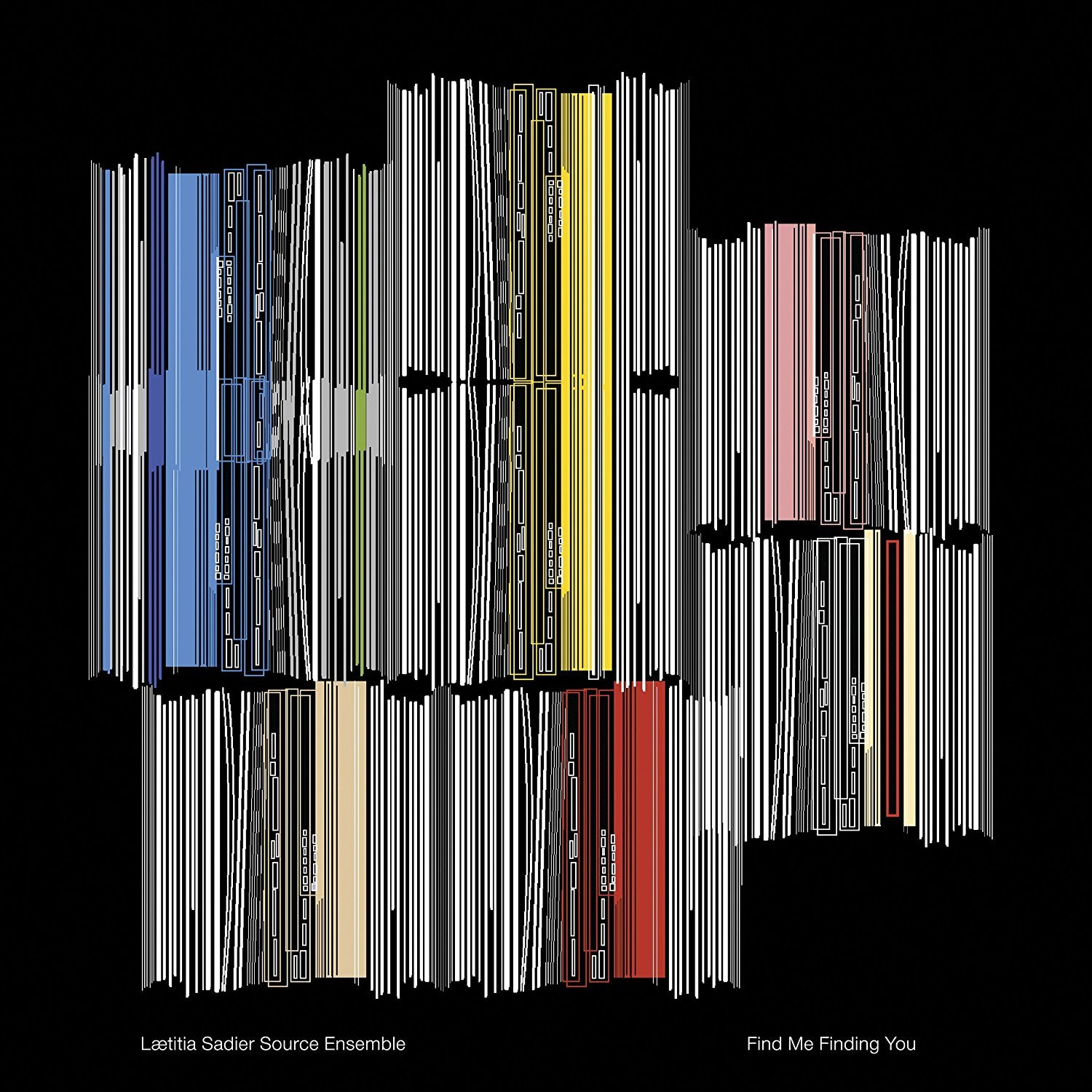 Finding LAETITIA SADIER SOURCE ENSEMBLE