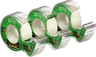 Scotch Magic Tape, 3/4 x 300-inches-Transparent-3 ct (3105)