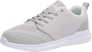 Propet Women's Travelbound Tracer Sneaker, Lt Grey, 6.5 XX-Wide