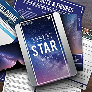 Gift Republic: Name a Star Gift Box