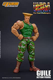 Storm Collectibles 1: 12 Guile Street Fighter