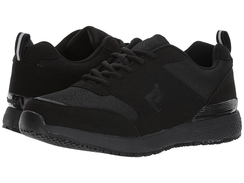Propet Simpson Medicare/HCPCS Code = A5500 Diabetic Shoe (Black) Men
