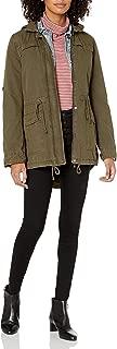 anorak style jacket