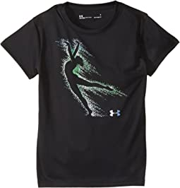 Under Armour Kids - Dancer Spark Short Sleeve Tee (Little Kids)