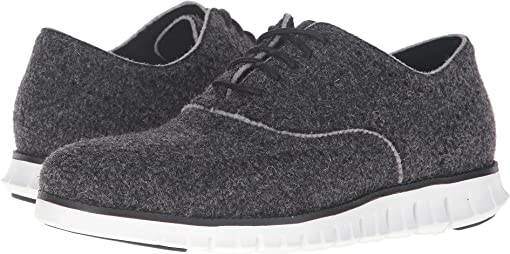 Black Wool/Optic White
