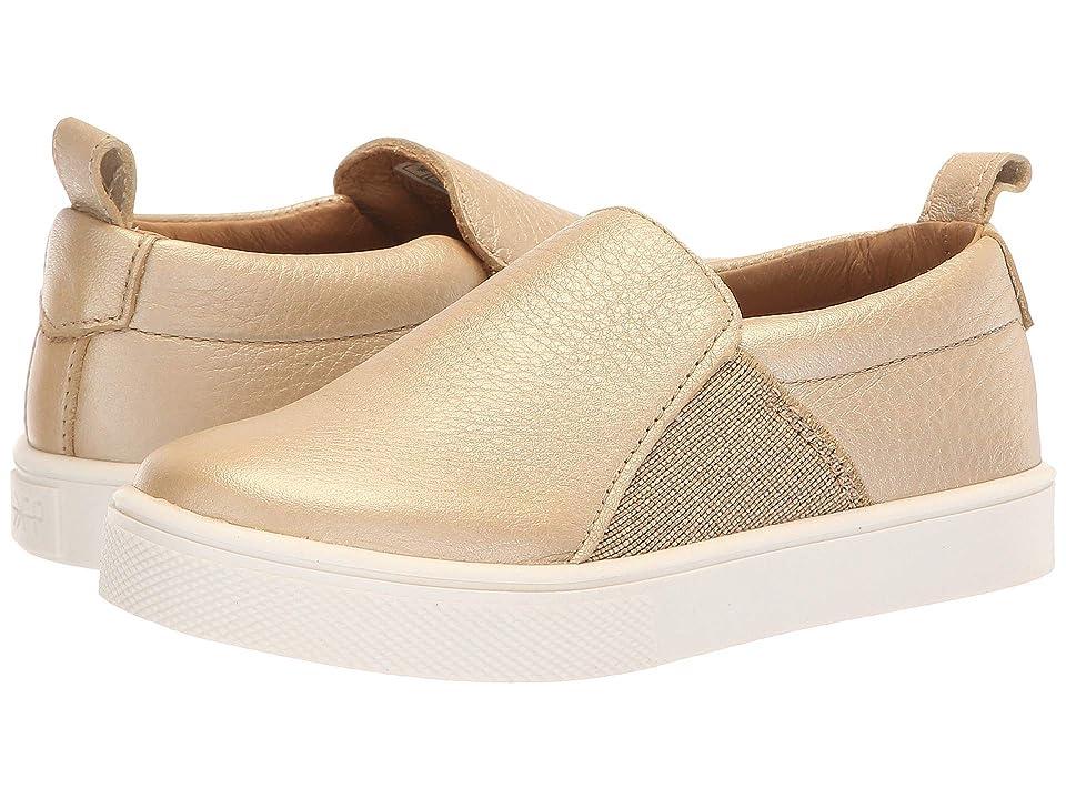 Freshly Picked Slip-On Sneaker (Toddler/Little Kid) (Platinum) Girls Shoes