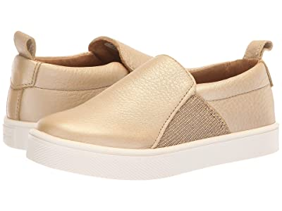 Freshly Picked Slip-On Sneaker (Toddler/Little Kid) (Platinum) Girls Shoes