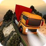 Cargador de carga pesada Simulador de conductor de camión Pro