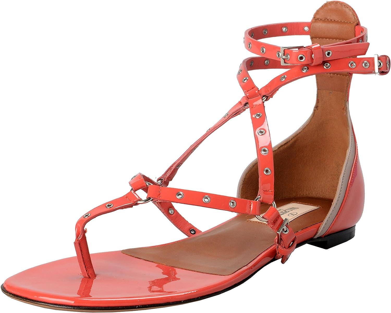 VALENTINO VALENTINO VALENTINO GARAVANI Woherrar Strappy Flat Sandals skor  Vi erbjuder olika kända varumärken